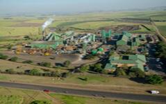 South Afraic Durban Sugar Warehouse
