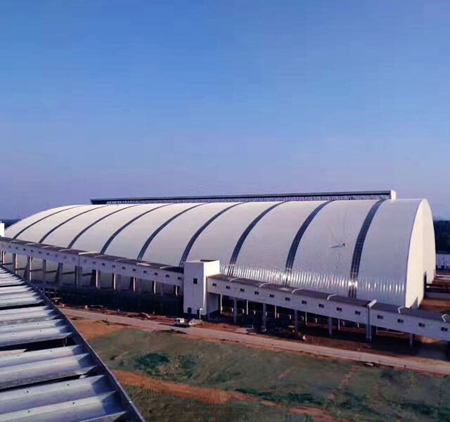 space frame roof