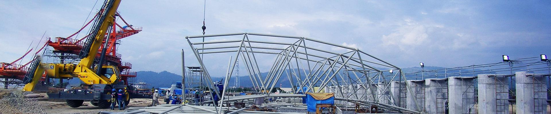 SAFS Steel Structure Manufacturer