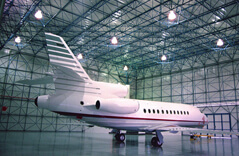 Steel Airplane Hangar Design and Construction