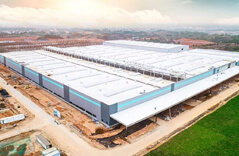 Automobile manufacturing workshop Space Frame Project