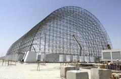 Steel Frame Coal Storage Philippines