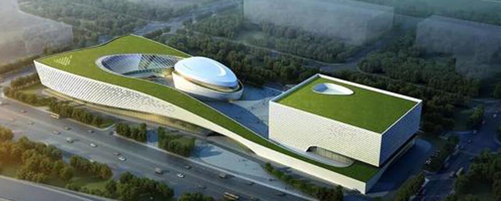 郑州市民活动中心优势图