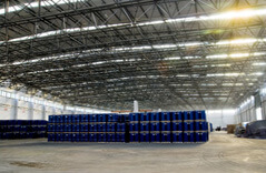 Space Frame Warehouse