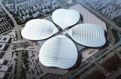 China Expo Exhibition Complex Project (North Block) Section 2