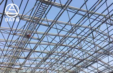 Attention Points in Construction of Space Frame Structure