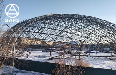 Characteristics of Space Frame Structure