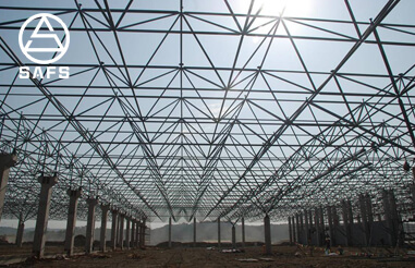 The Difference between Steel Structure and Space Frame