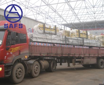 Long Span Dry Coal Storage Shed