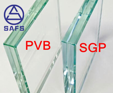 Glass Panels for Construction Building