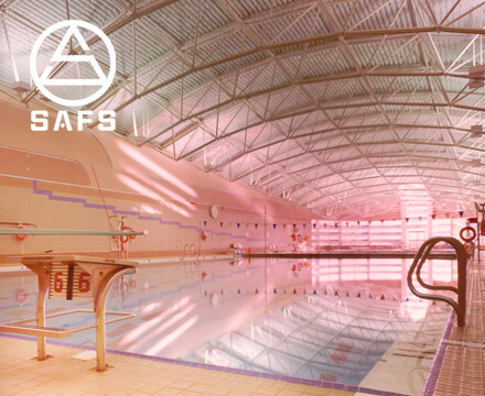Swimming Pool Roof Cover