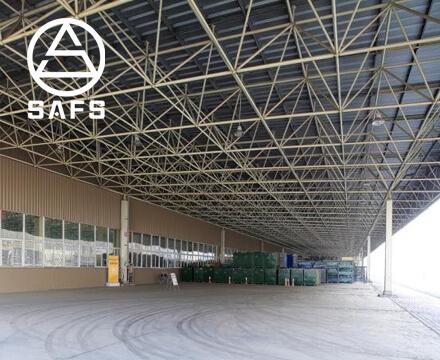 Industrial Workshop Buildings