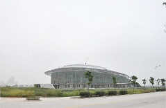 Stadium Steel Structure Roof Project