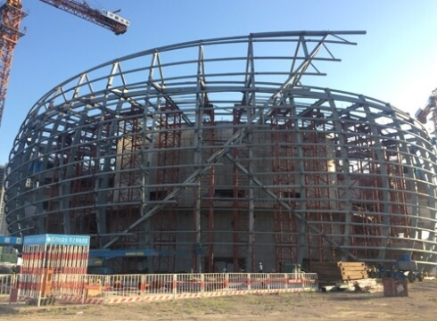 Steel Structure Project cases1