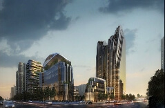 Junhao Central Park Plaza Project