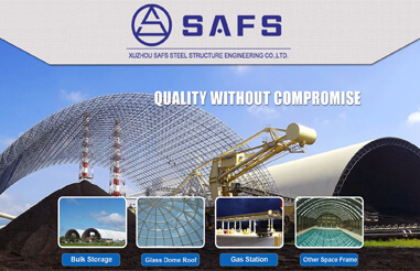 Why You Choose SAFS as Your Steel Structure Supplier