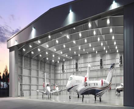 Steel Structure Aircraft Maintenance Depot