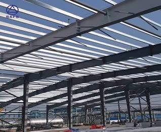 Portal Steel Structure Workshop