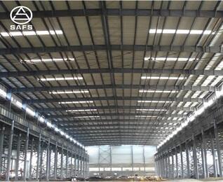 Portal Steel Structure Warehouses