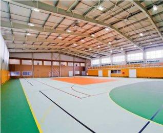 Portal Steel Structure Indoor Stadium
