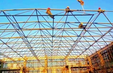 What are the reasons that will affect the price change of space frame?