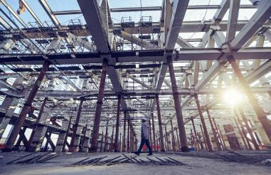 Steel structure engineering runs through the field of construction and becomes the mainstream of construction methods
