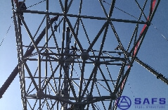Design manufacture and installation of steel space frame structure buildings