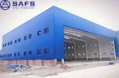 Design manufacture and installation of prefabricated steel structure buildings